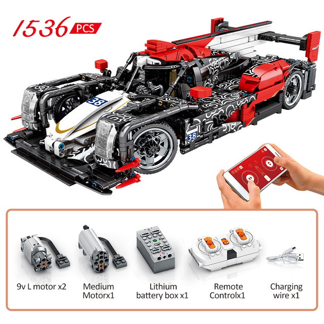 SEMBO 705983 Jackie Chan DC model 1:14 Super Racing Car