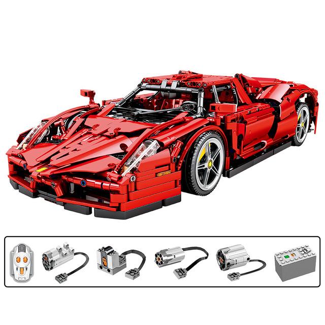 SEMBO 701020 Enzo Ferrari 1:10 Technic