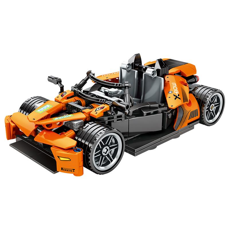 SEMBO 701405 KTM X-BOW GT Pull Back Car Technic