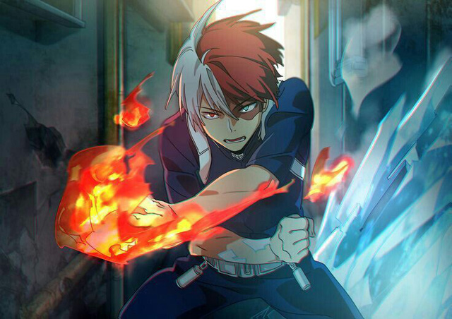 10 Interesting Facts Surrounding Todoroki Shouto, The Fire Flame Guy In My Hero Academia